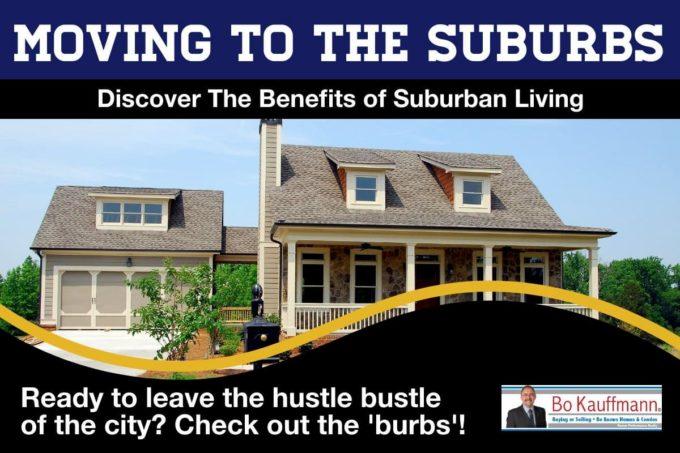 Suburban living