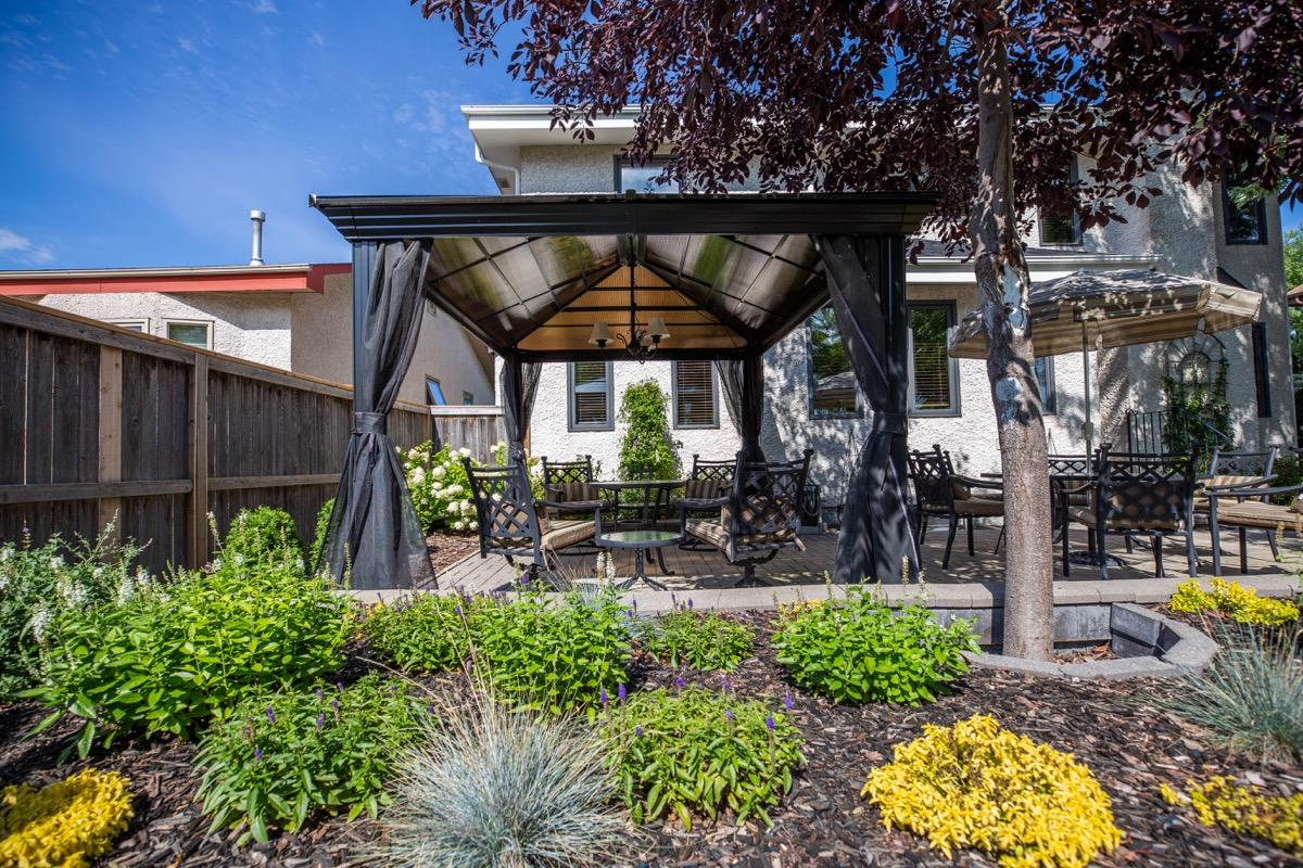 Beautiful Backyard Upgrades help improve resale