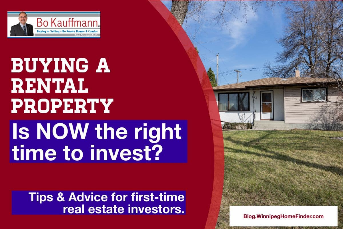 Buying Rental Property - Is now the right time
