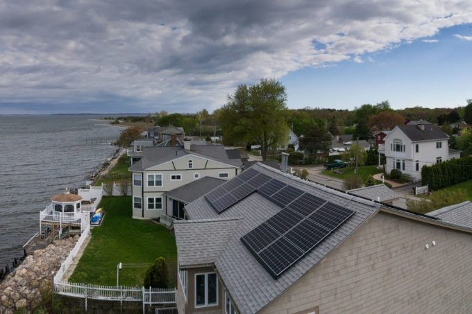 Have homes with solar panes inspected before you buy