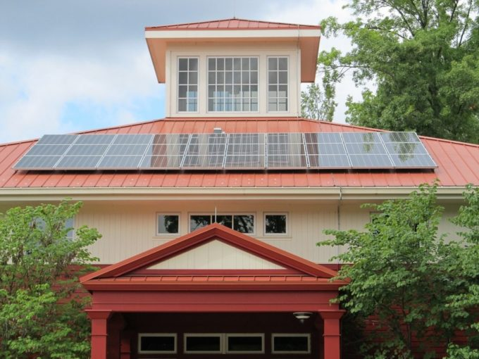 Tips to check homes with solar panels
