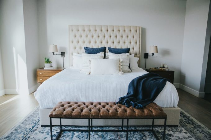 Master bedrooms are a great place to be adding value to your home
