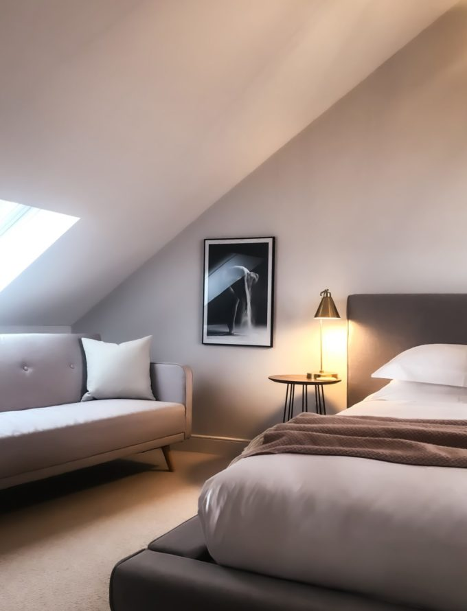 Improvements and upgrades to attic and basement will be adding value to your home as well.