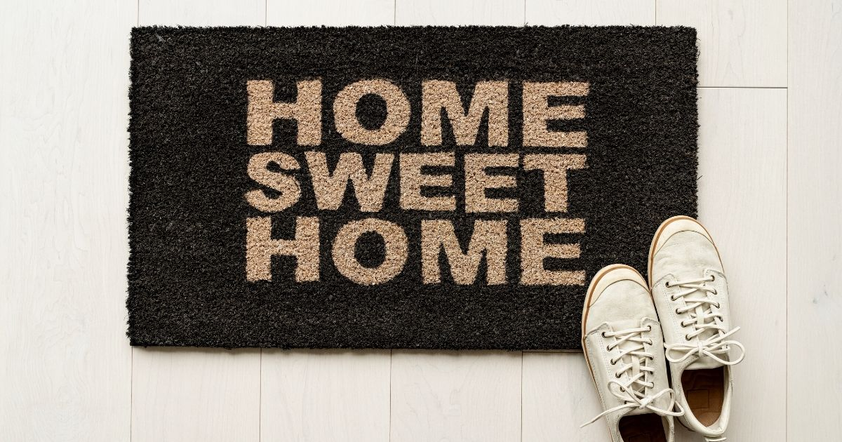 Welcome Home! How To Make a House Feel Like Home