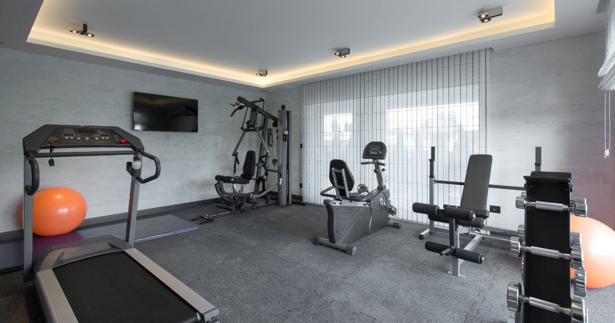 Tips for Designing the Perfect At-Home Fitness Center