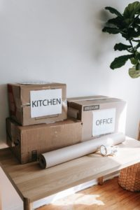 Things to do when moving into your new home