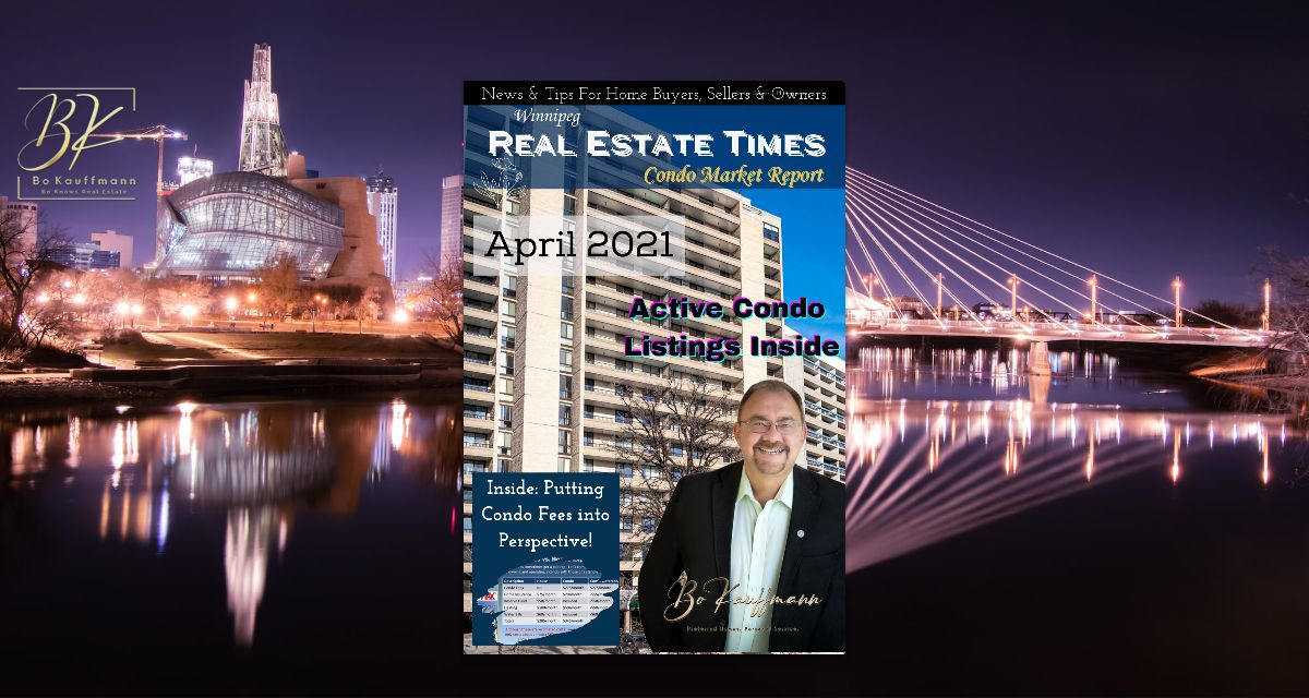 Winnipegs Real Estate Times Front Page