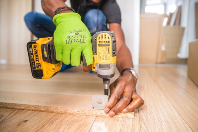 Home remodeling done by pros