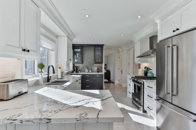 New appliances are part of kitchen upgrades