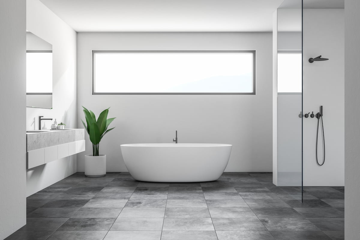 Bathroom Renovations with Tiles