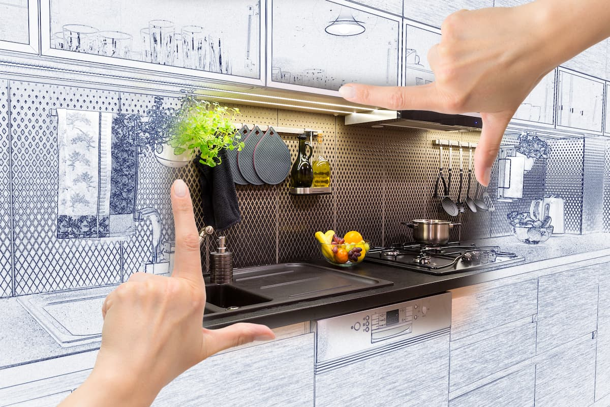 Making certain decisions before remodelling your kitchen